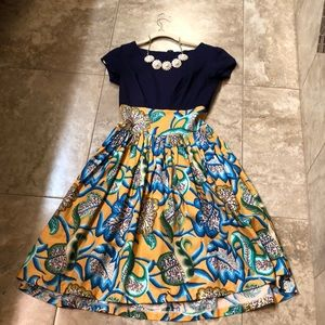 Xs Shabby Apple dress